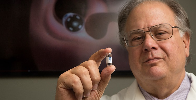 Dr. Jack Di Palma, director of the University of South Alabama Digestive Health Center and professor of internal medicine at the USA College of Medicine, said PillCam COLON technology can be used for patients who have an incomplete colonoscopy or for those who cannot tolerate a colonoscopy for screening.