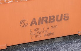 The donation of an A330 elevator from Airbus to the University of South Alabama will make