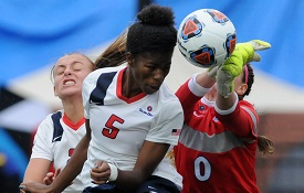 South Alabama's soccer team will advance to the NCAA tournament after the program won the Sun Belt Conference Tournament title. The Jags have scored 22 goals in their last five matches.