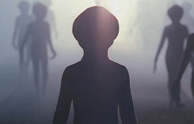 The X-Files returns Sunday evening to Fox after a 14-year hiatus. Fox Broadcasting Company image.
