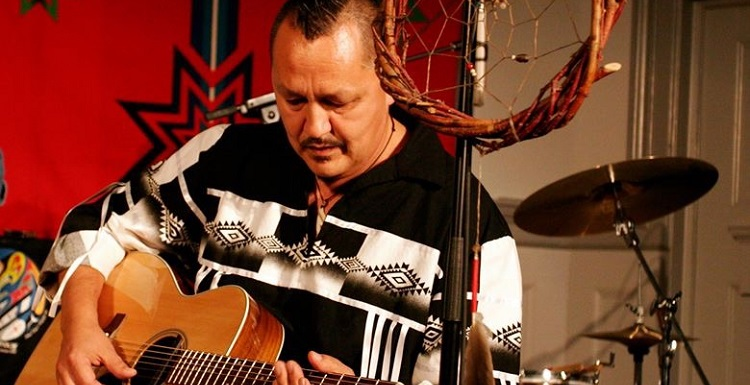 Art Napoleon is known as a versatile bi-lingual singer and songwriter with a wicked sense of humor. He will perform April 9; the event is free and open to the public.