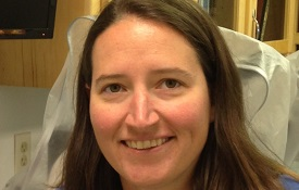 Dr. Kelly Dorgan, assistant professor of marine sciences at the University of South Alabama, will use her National Academy of Sciences funding to study how worms, microalgae and bacteria stabilize or destabilize sediments against erosion.