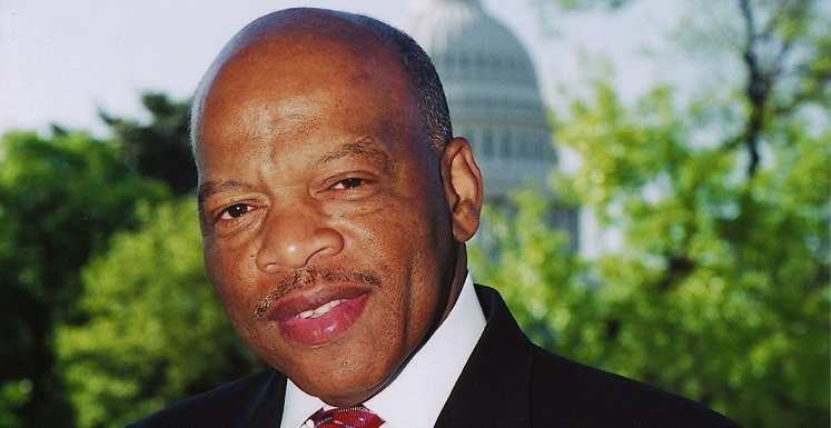 U.S. Rep. John Lewis, who has represented Georgia's Fifth Congressional District since 1986, will address USA graduates at the 2015 Fall Commencement.