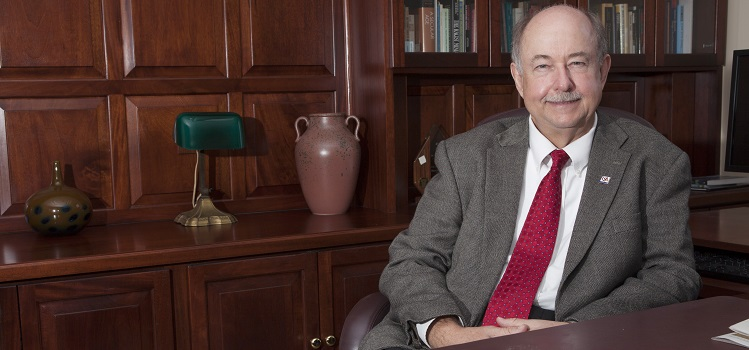 Dr. David Johnson, provost and senior vice president of academic affairs, will serve on the SACSCOC Board of Trustees.