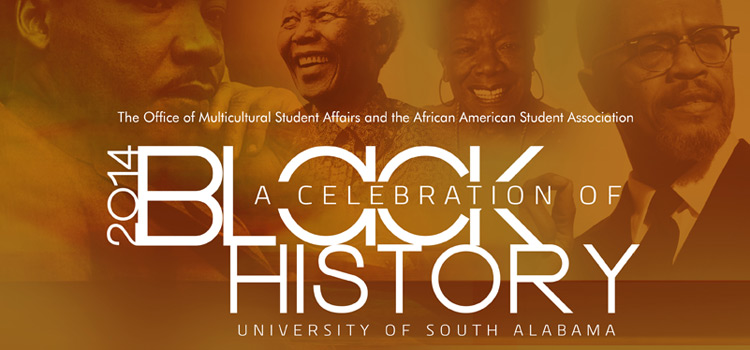 read story, USA Office of Multicultural Student Affairs to Host Annual Black History Month Events