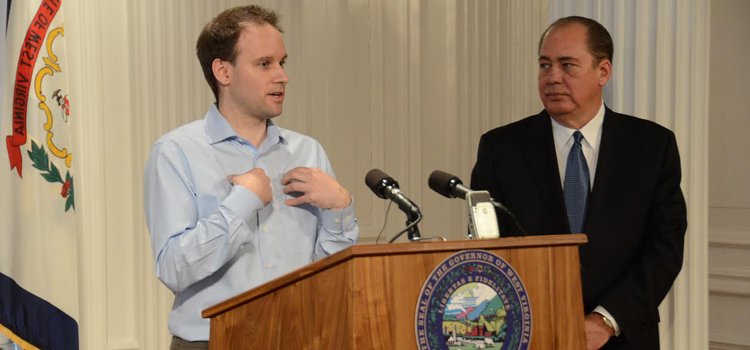read story, USA Researcher Selected by Governor for Water Quality Research,Testing Already Underway in West Virginia