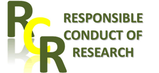Responsible Conducts of Research Banner