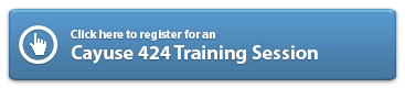 Click here to register for an Evisions Cayuse SP Training Session