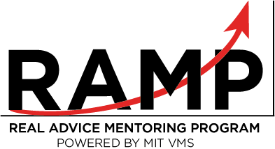 RAMP Real Advice Mentoring Program Powered by MIT VMS