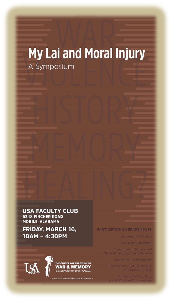Poster for the Symposium