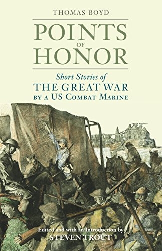 Book cover of Points of Honor