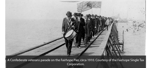 Confederate Veterans in Fairhope