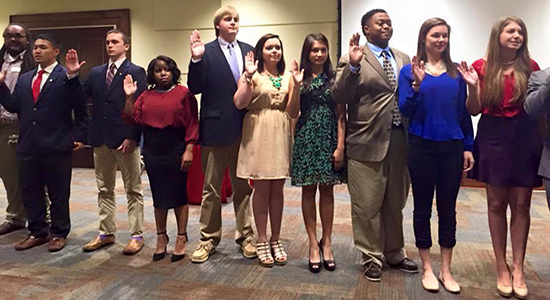 2014-2015 SGA Banquet and Awards Ceremony