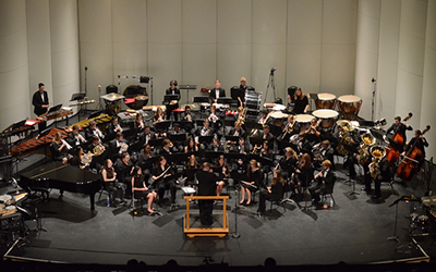 USA Symphony Band Winter Concert