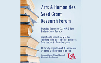 Arts & Humanities Research Forum