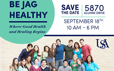 Jag Health and Wellness Day