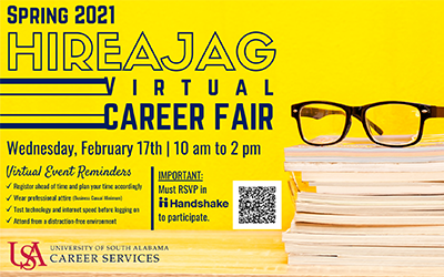 HireAJag Virtual Career Fair