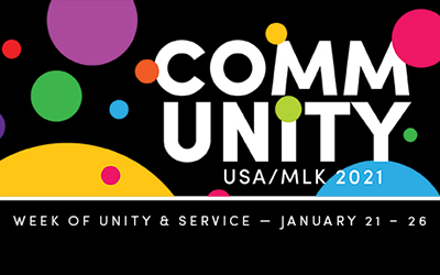 MLK Jr Week of Unity & Service