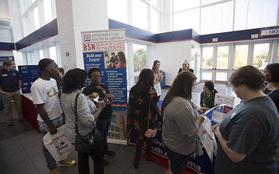 USA Day for Prospective Students