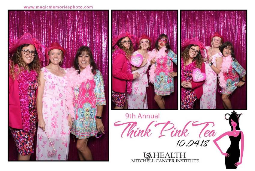 Special Events Staff at Think Pink Tea 2018
