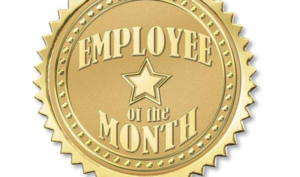 The Employee of the Month now online