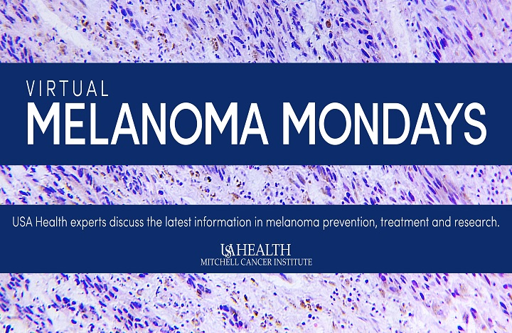 Learn what you need to know about melanoma at two upcoming Zoom sessions.