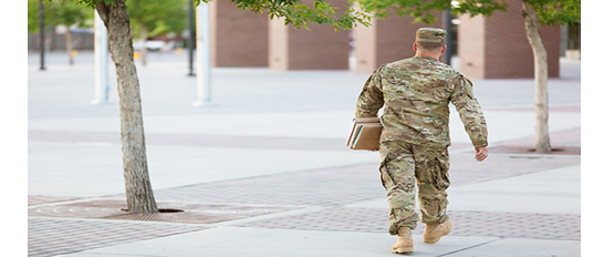 Using the GI Bill
