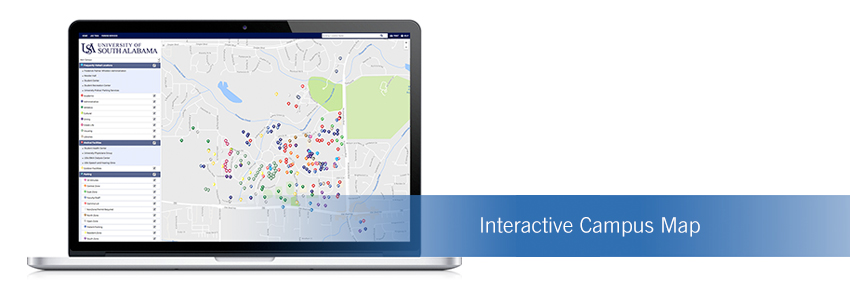 Interactive Campus Map Maintenance Form