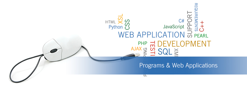 View all Programs and Web Applications