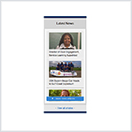 Campus News Feed Version 3.2