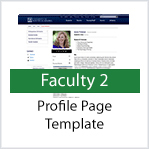 Faculty Template 2