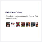 Flicker Photo Gallery
