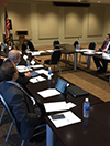 Students Observe Hearings before the Alabama State Board of Public Accountancy