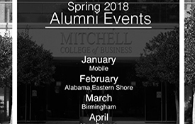 Upcoming Alumni Events
