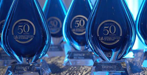 MCOB 50th Anniversary Awards