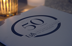 MCOB 50th Anniversary Gala Program