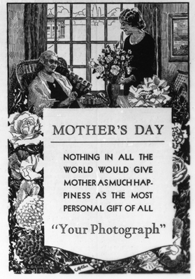 2014 april mothers day advertisement