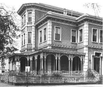 Ketchum House - Cathedral Rectory