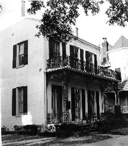 Home of Raphael Semmes