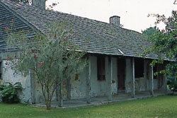 oldest standing structure in the state of Mississippi