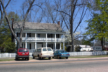 Clarke County Museum in Grove Hill, Alabama