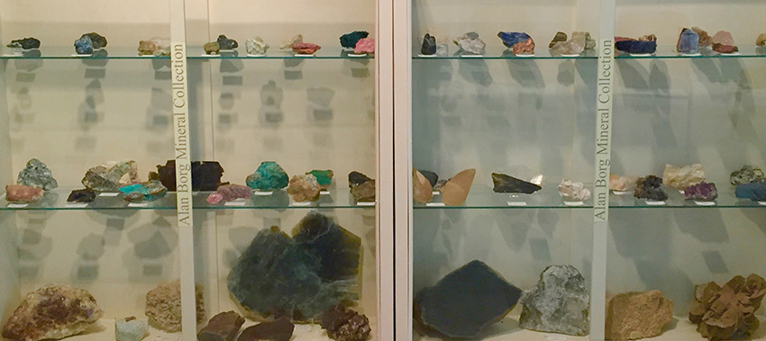 Rock Display