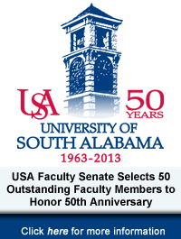 Faculty Senate 50 Outstanding Faculty Members