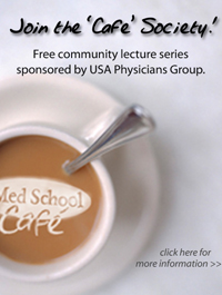 May Med School Cafe: A Mother's Heart