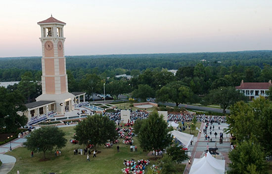 Bell Tower Dedication