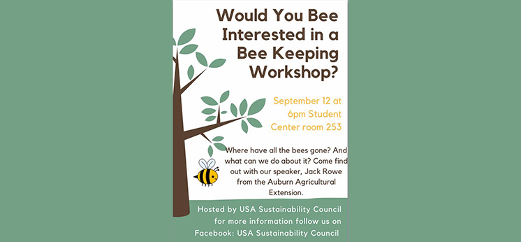 Would You Bee Interested in a Bee Keeping Workshop?