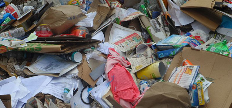 Single Stream Recycling in Mobile
